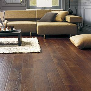 Luxury Laminate Flooring walnut mocha Mohawk Laminate Floors